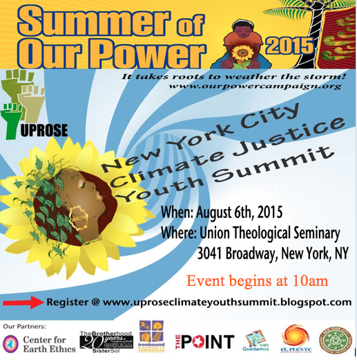 NYC Climate Justice Youth Summit