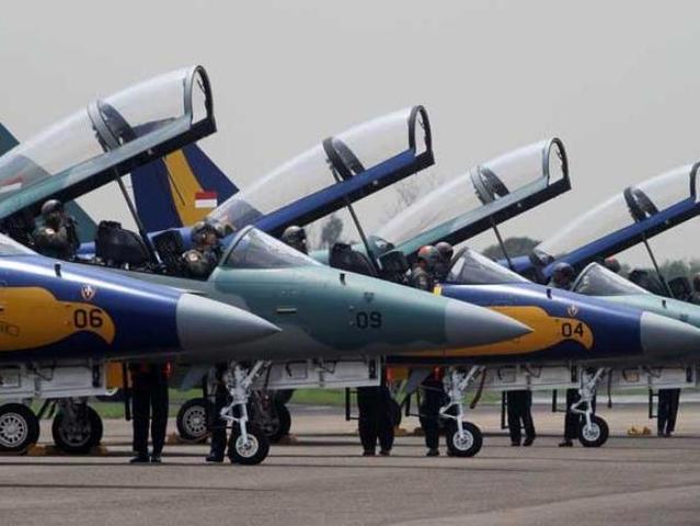 Ternyata Ada Cerita Mistis Makam Keramat dan Jatuhnya Pesawat Tempur T-50i
