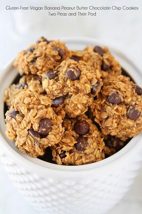 Santé au beurre d\u0027arachide Recette cookies biscuits