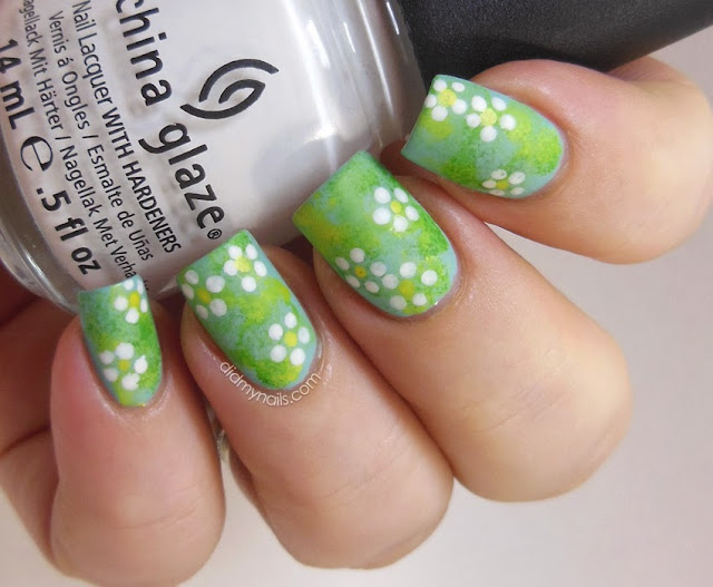 dotting tool flower nails