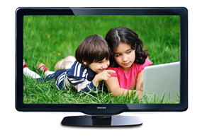 "tv Ctis Digital: TV LCD 40"" Phillis por R$ 1.899,00 ou 12X iguais de R$ 158,25"
