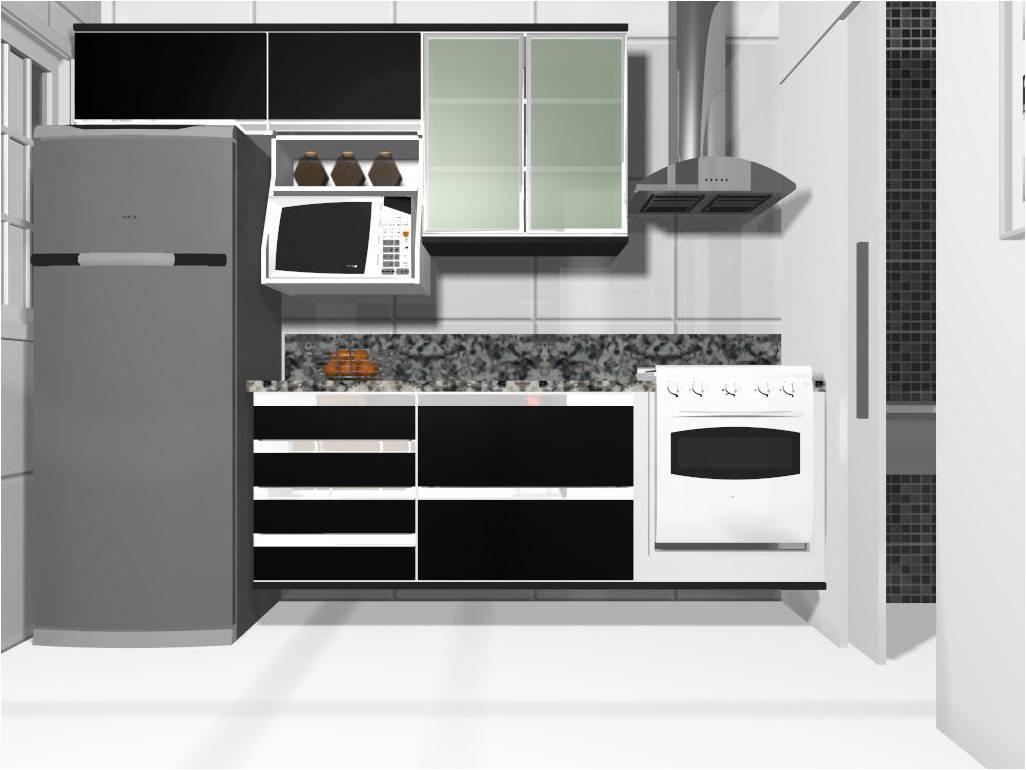Design Cozinha Pequena Um Projeto De Cozinha Pequena Especial Como