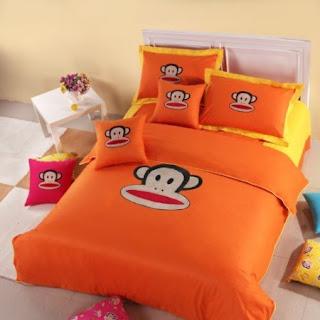 Super Latest Character Bedding Collection: DIAIDI,Orange ...