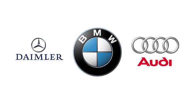 Audi, BMW, Daimler Nokia