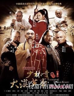 Phim Truyền Thuyết Thiếu Lâm Tự 3