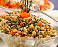 Salada de Grãos (vegana)