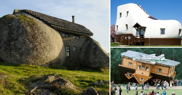 100000posts : Mind-Blowing, Crazy and Bizarre: 3 Home Designs that ...