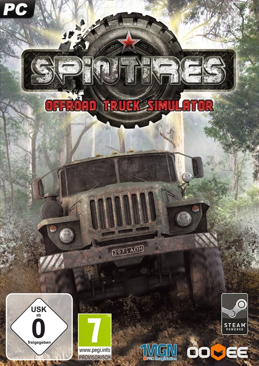 Spintires PC Game release