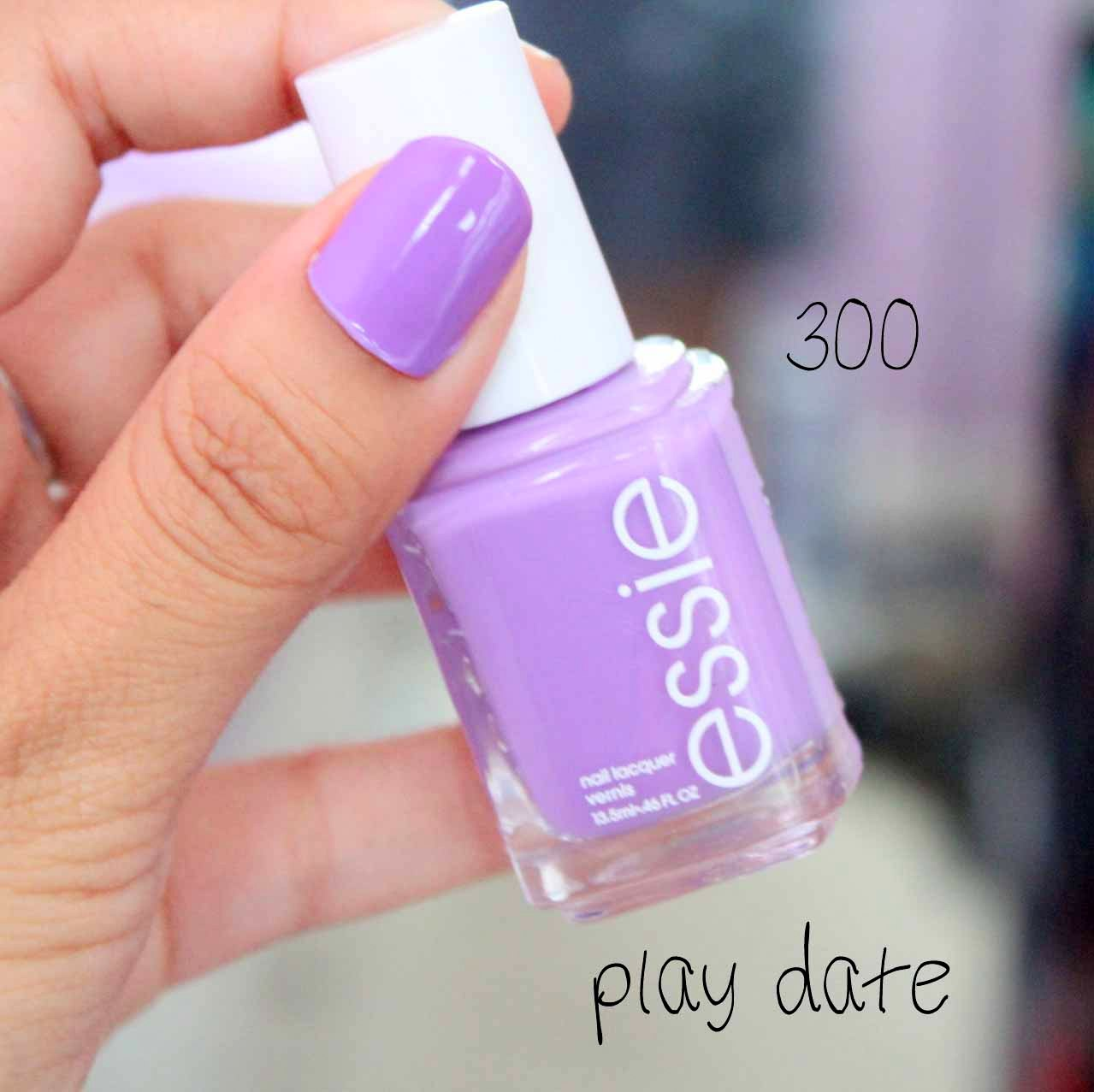 New Essie Nail Polishes - \'Vanessa Jhoy Blog