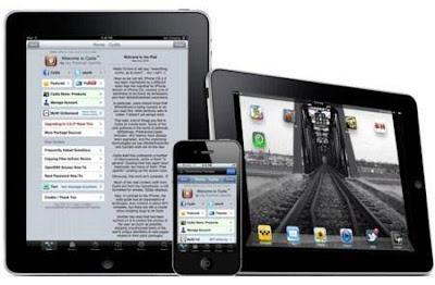 iPhone iPad-MEGA PACK 2012