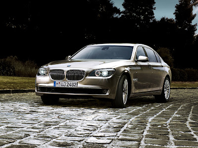BMW 7 Series Standard Resolution Wallpaper 9