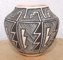 Pueblo Pottery....