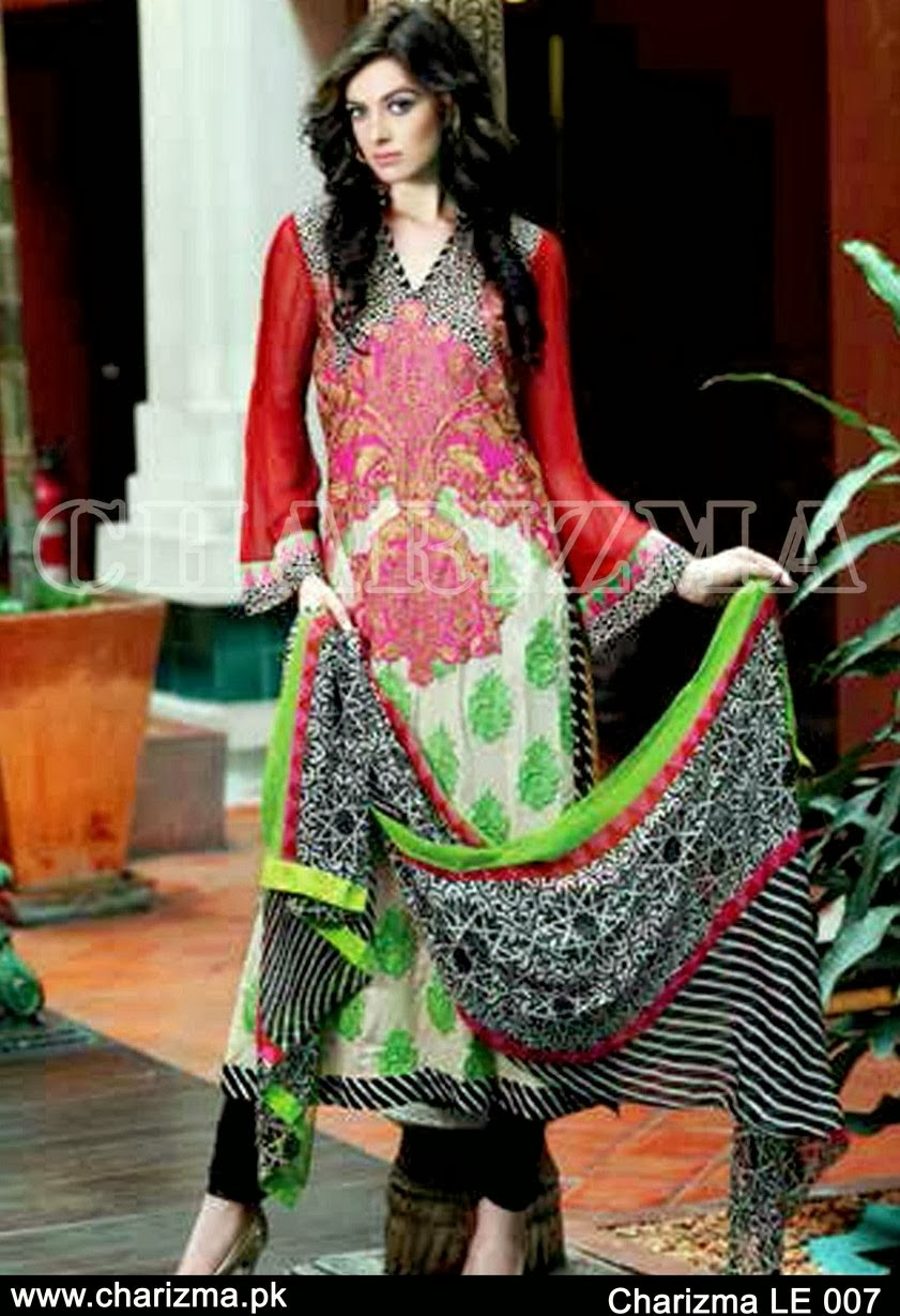 Printed Lawn Suit Dresses