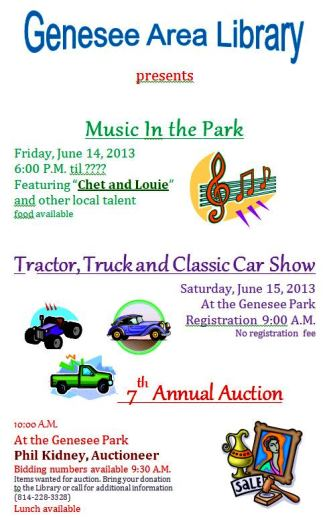 6-14 Music In The Park