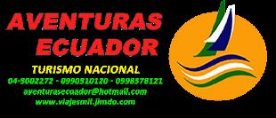 """OPERADORA DE TURISMO """"AVENTURAS ECUADOR"""""""