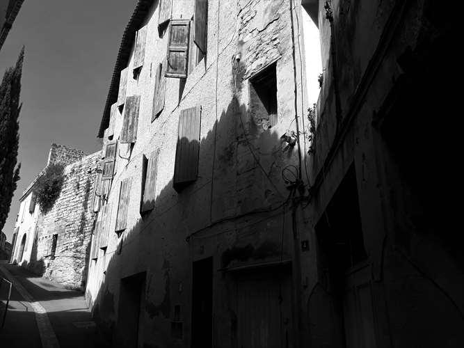 Rue de la Viguerie - Montée du chateau - Beaucaire