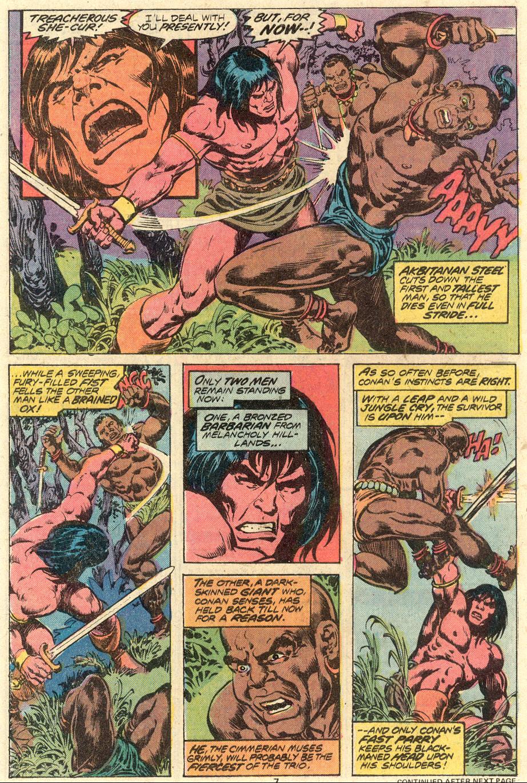 Conan the Barbarian (1970) Issue #82 #94 - English 6