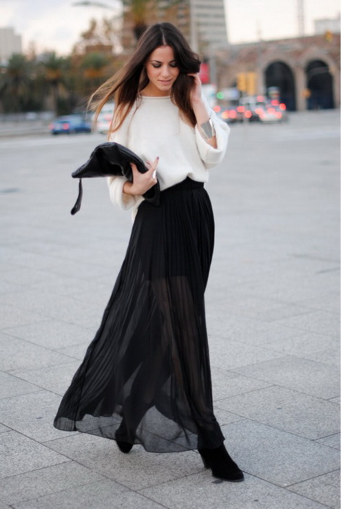 dresses world fashion maxi skirt on