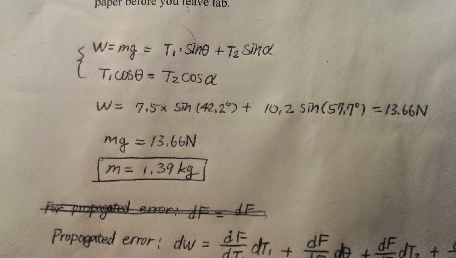 Why would i need to find the following calculations?:?