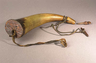 What pioneers could make with cattle horn – 3/21/12