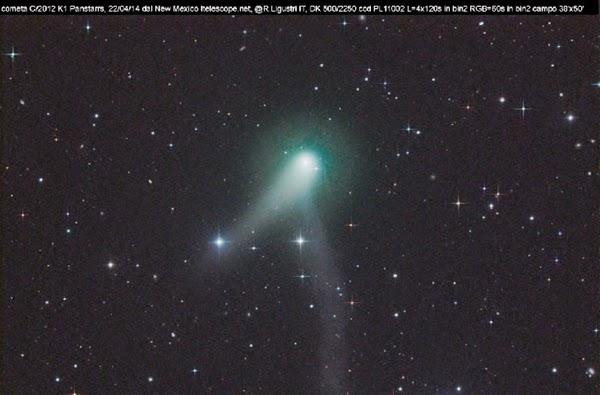 4 Komet Siap Hiasi Langit Bumi Tahun 2014 Ini
