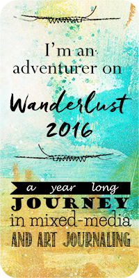 I'm on the Wanderlust journey