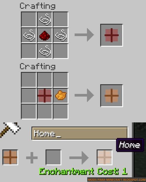 Como crear un waypoint - Mod Craftable Waypoints 1.8