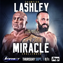 IMPACT ON POP THURSDAY 8/7c
