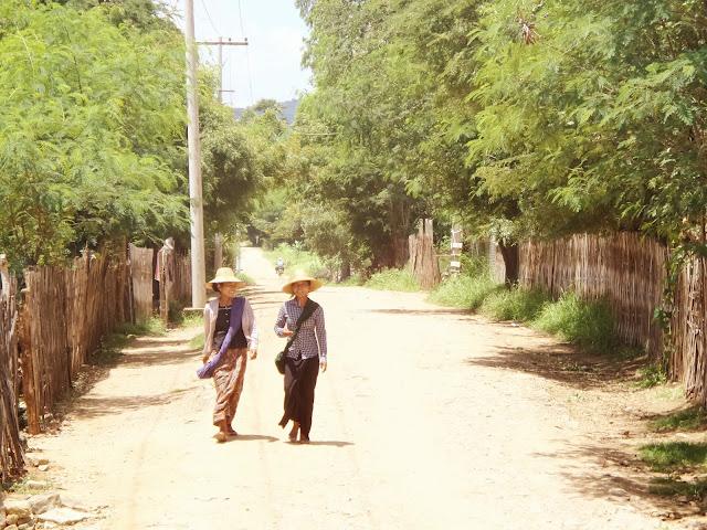 Avventure nel Mondo - Dolce Burma - vita di villaggio