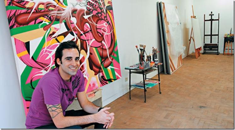 Rodolpho-Parigi-pittore