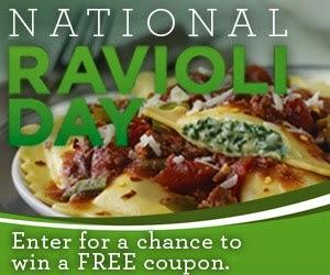 Happy National Ravioli Day