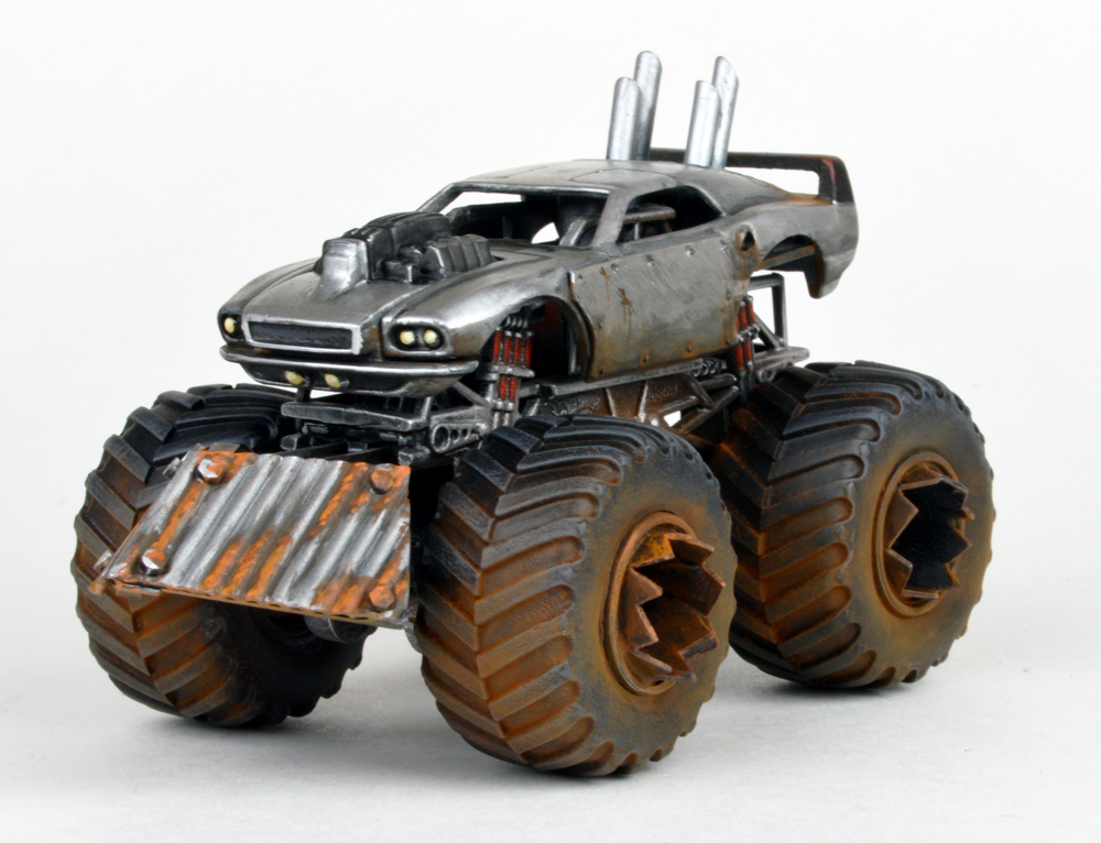 davetaylorminiatures mad max monster trucks part 3. Black Bedroom Furniture Sets. Home Design Ideas