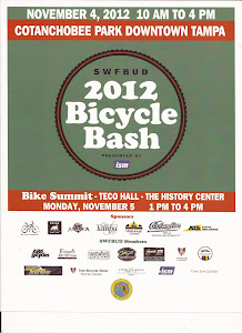 BICYCLE BASH -- Nov 4 Downtown Tampa