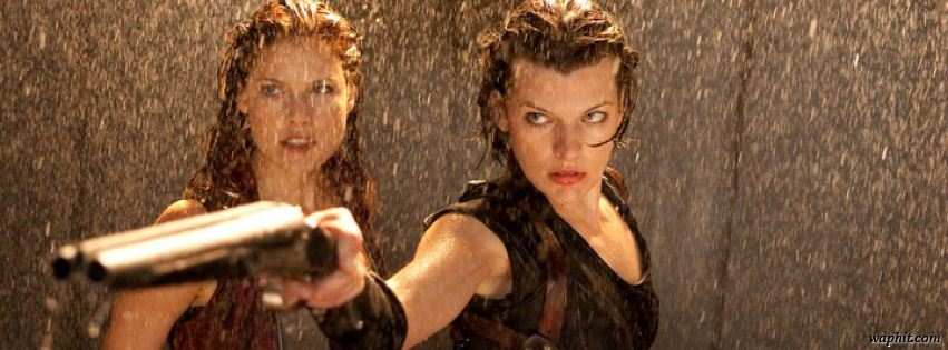 Resident Evil Retribution 5 2012
