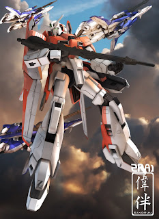 deviantart digital painting fanart gundam fan art zeta plus a1