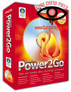 Serial CyberLink Power2Go 8 Essential 8.0 Full