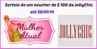 Sorteio Voucher $100