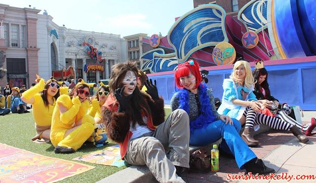 Halloween Costume Party, Universal Studios Japan, Osaka, Japan, Halloween Party, Halloween Makeup, Halloween Costume, Halloween look, Vacay with AirAsia, Universal Studios Japan, Travel Osaka, Travel Japan
