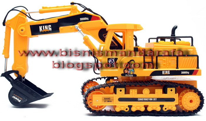 R C King Excavator