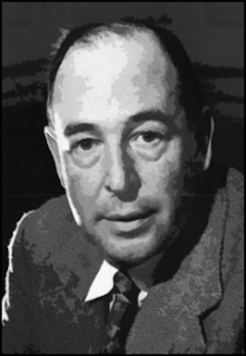 Real name: C.S. Lewis  Pen name: N.W. Clerk