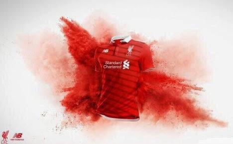 gtambar bocoran jersey Liverpool home NB terbaru musim depan kualitas grade ori made in thailand