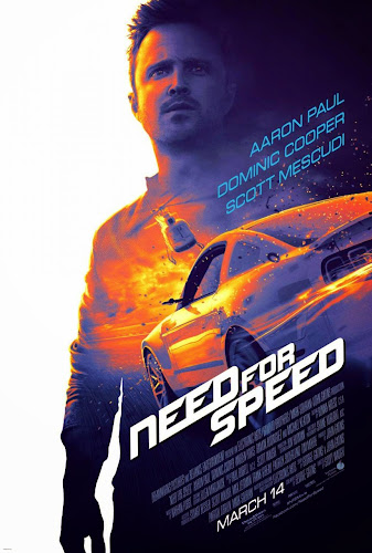 Need For Speed (DVDRip Inglés Subtitulada) (2014)