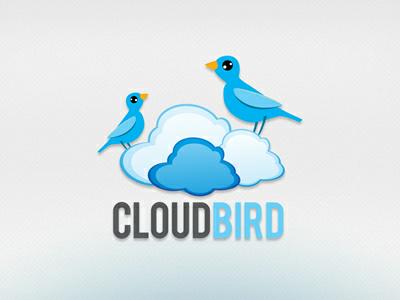 Twitter CloudBird Logo