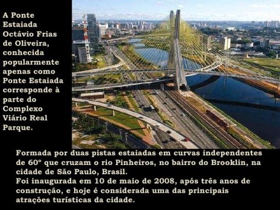 Rodovias de SP - a melhor do Brasil - primeiro o trabalho, depois o progresso, eis uma filosofia...