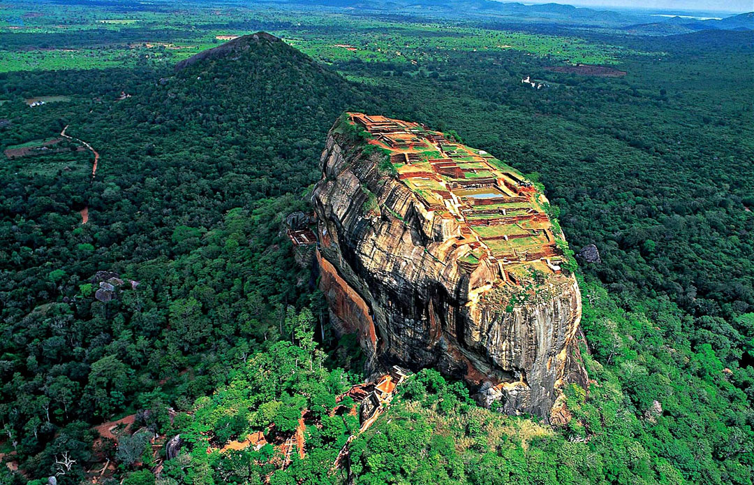 Sigiriya in srilanka