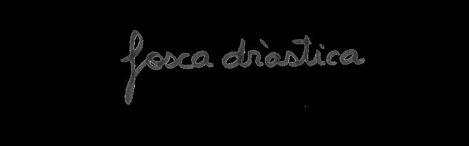 -F OSCA DRÀSTICA