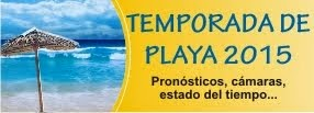 Temporada de playa 2015