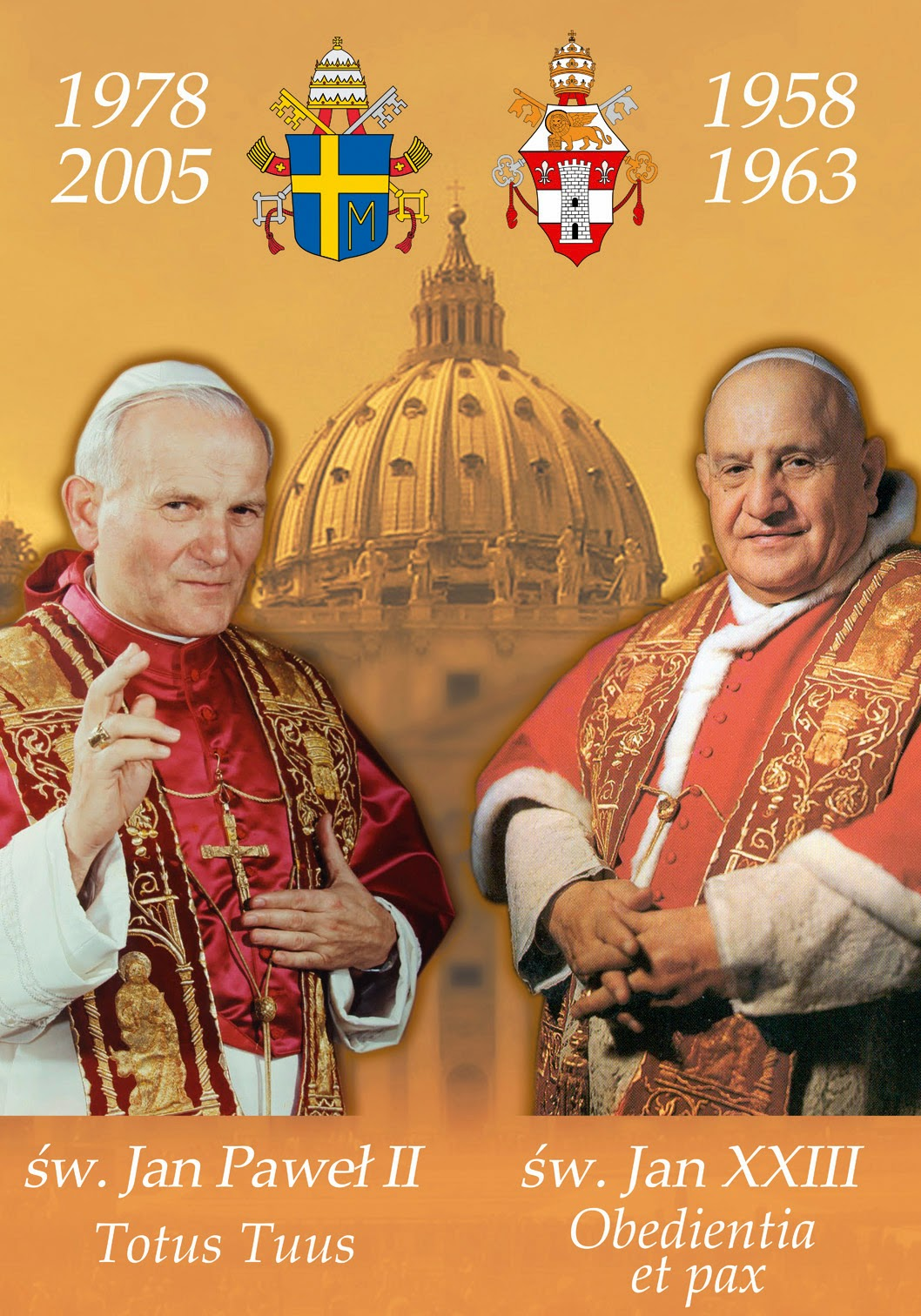 Два Папи, одна епоха