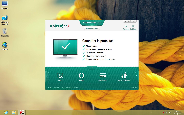 Daftar Antivirus Terbaik Untuk Windows 8/8.1