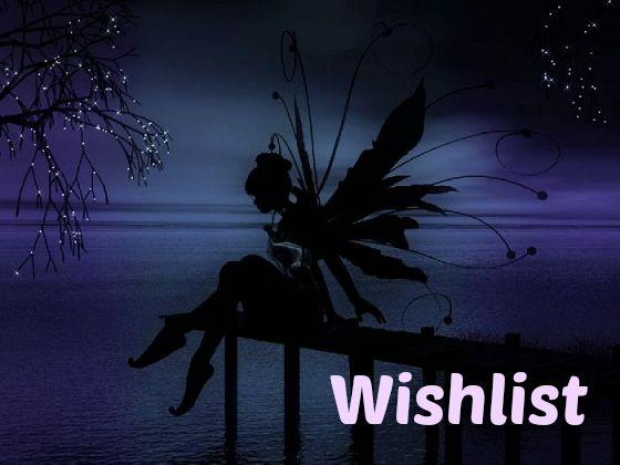Wishlist de amazon ♥